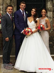 Carolynne Poole and David Willey Wedding