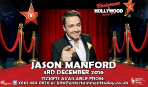 Jason Manford 3rd December 2016