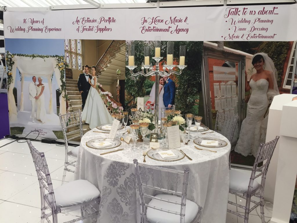 Entertainment Today Celebrity Wedding Planners at Tatton Park