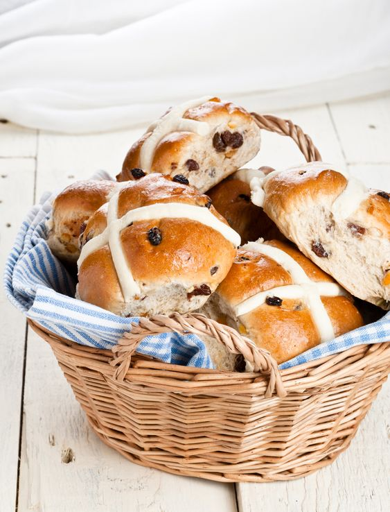Gluten/Dairy Free Hot Cross Buns - Kunara